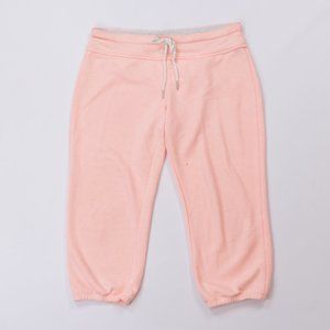 Calvin Klein Performance Cropped Terry Joggers